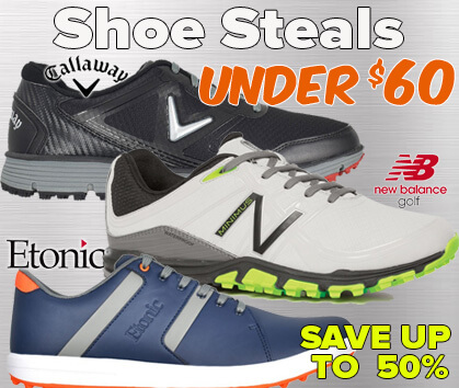 Shoe STEALS Under $60 - Save Up To 50%!