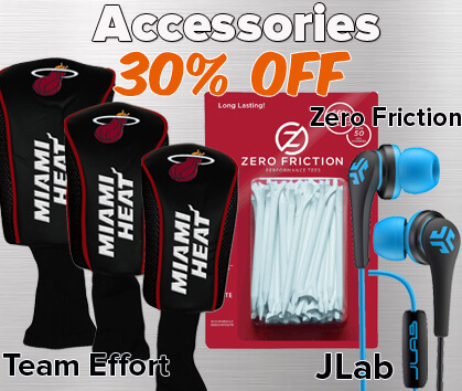 30% OFF Accessories!