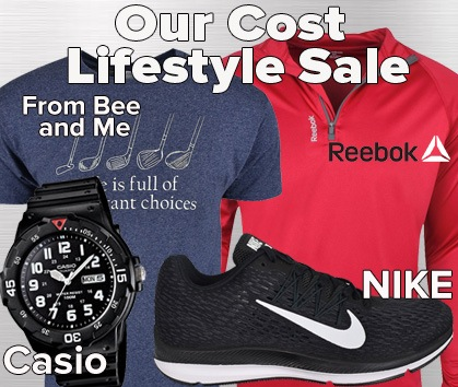 Our Cost Lifestyle Gear!