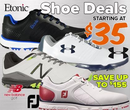 $35+ Footwear Steals!