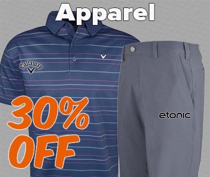 30% Off SELECT Apparel! - Shop Now!