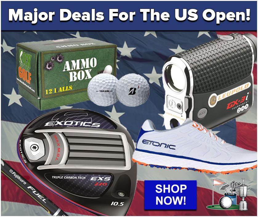 Major 15% Off Site Wide Golf Gear Sale! Shop Now!