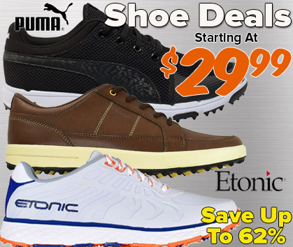 Shoes Starting At $29.99 - Save Up To 62%