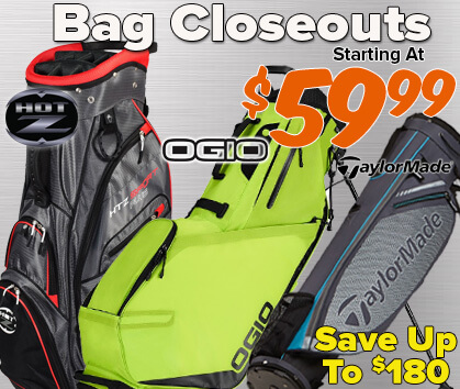 Bag CLOSEOUTS Starting At $59.99 - Save Up To $180!