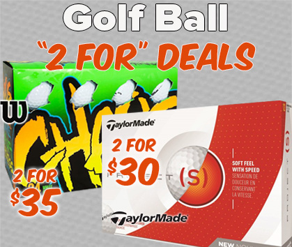 Stock Up And Save on Golf Balls! - Shop Now!