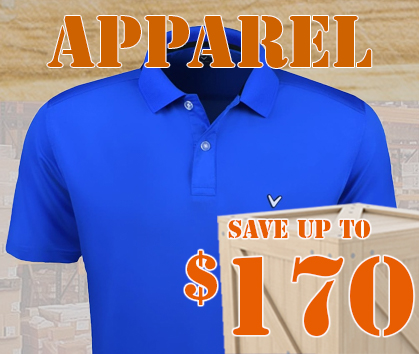 Warehouse Deals On Apparel! Save Up To $170! Shop Now!