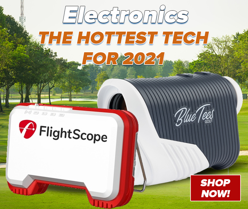 The HOTTEST Golf Electronics For 2021! Shop Now!