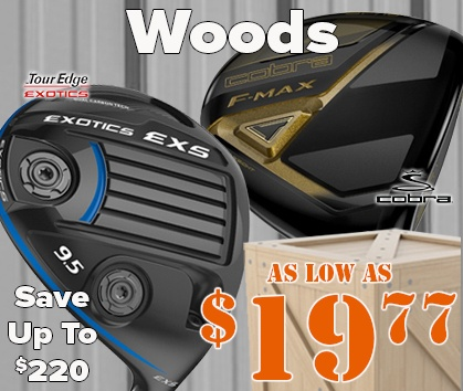 Warehouse Sale! Woods As Low As $19.77! - Shop Now!