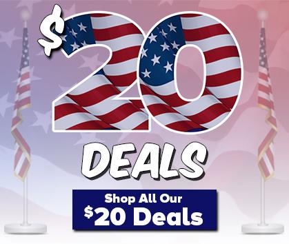 Go Team USA! $20 Golf Deals! Shop Now!