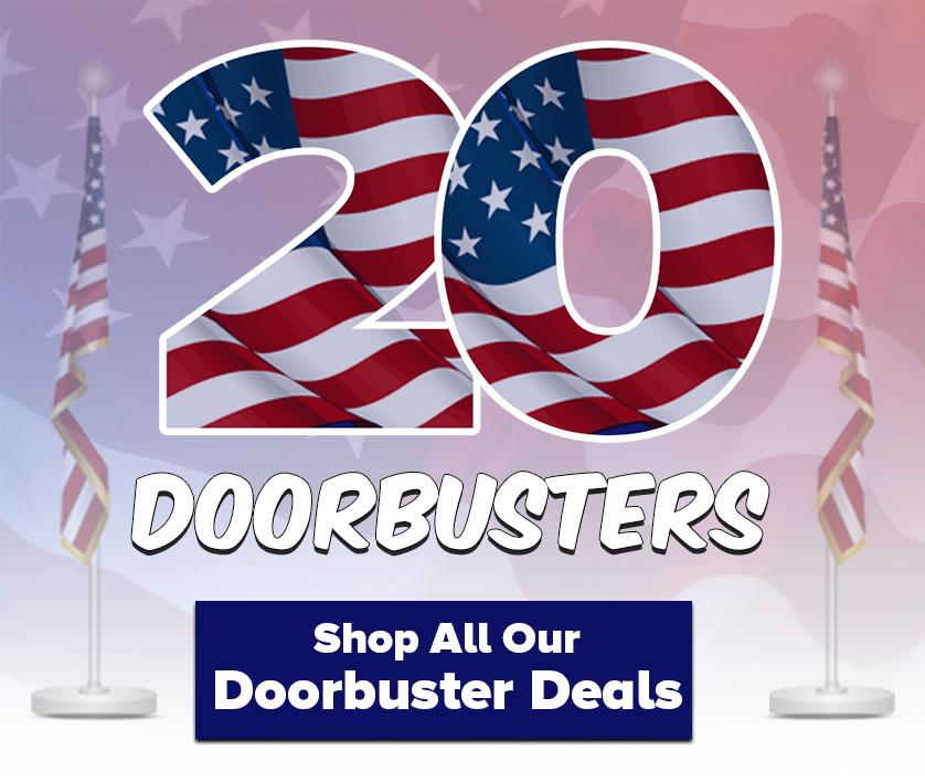 Go Team USA! Save HUGE With Golf Doorbuster Deals! Shop Now!
