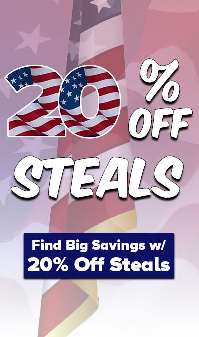 Go Team USA! 20% Off Golf Steals! Shop Now!