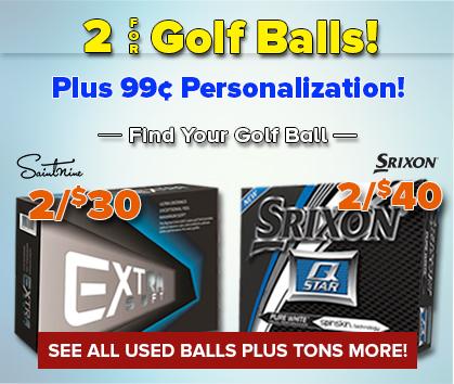 2 For Ball Deals!