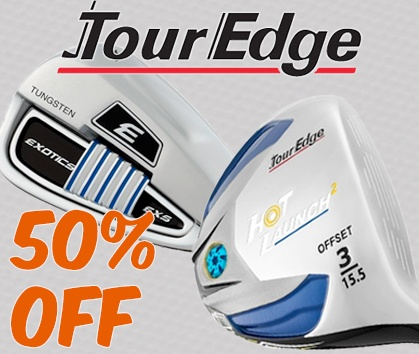 50% Off Tour Edge Golf Gear! - Shop NOW!