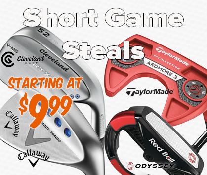 Short Game STEALS - Starting At $9.99!