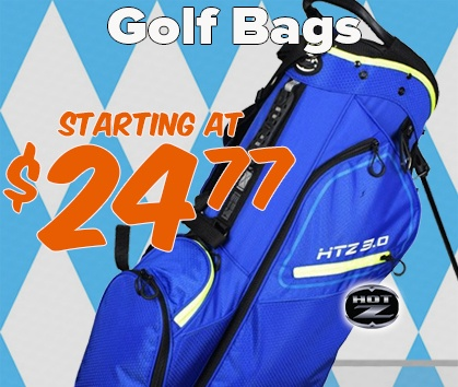Golf Bags Starting at $24.77! Shop NOW!