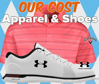Our Cost Apparel And Shoes! - Shop NOW!