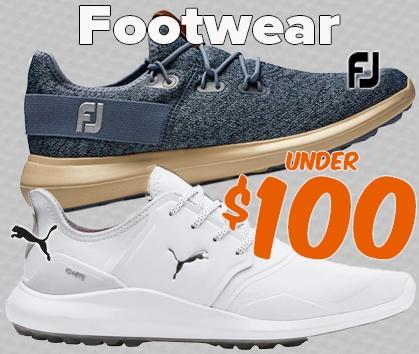Footwear Under $100! - Shop NOW!