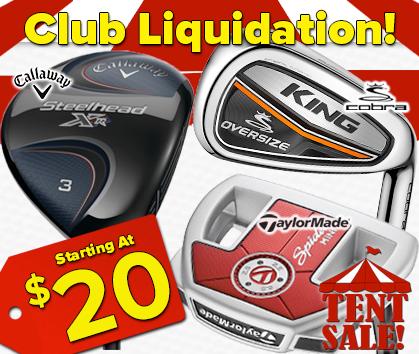 Club Liquidation Sale!