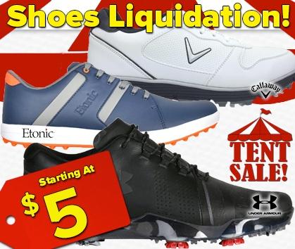 Shoes Liquidation Sale!