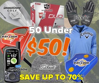 50 Deals Under $50!