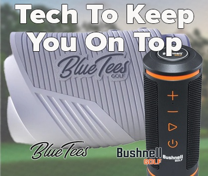 Golf Tech and Electronics To Keep You On The Top Of Your Game! - Shop NOW!