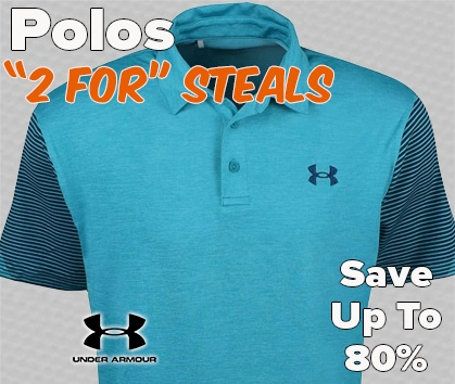 2 For Polo Steals and Deals! Save Up To 80%! - Shop NOW!