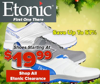Etonic Closeouts As Low As $19.99 - Shop Now!