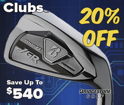 20% Off Golf Clubs! Save Up To $240! - Shop NOW!