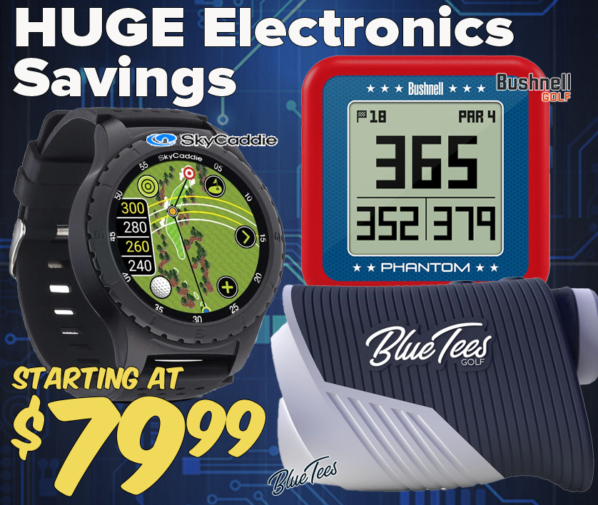 Top Golf Tech Gifts! Starting at $79.99! - Shop NOW!