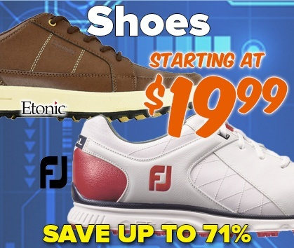 Footwear Starting At $19.99 - Shop Now!