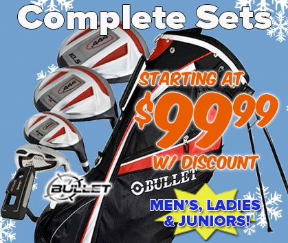 Complete Set Starting At $99.99! Save Up To $470 - Shop Now!