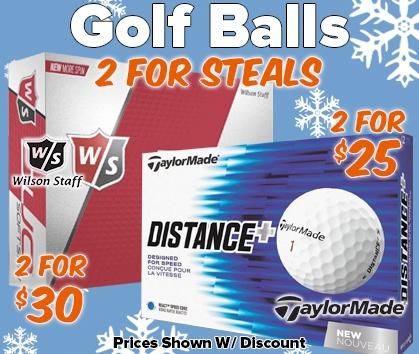 2 For Golf Ball Deals - Shop Now!