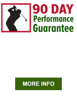 90-Day Performance Guarantee at Rock Bottom Golf!