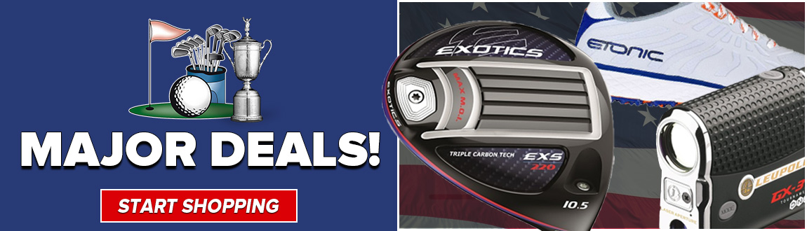 Take 15% Off MAJOR DEALS During Our US Open Sale!
