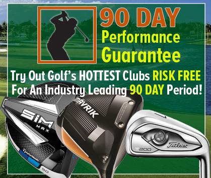 90 Day Playability Guarantee!