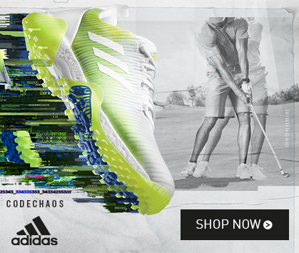 Tradition Reset - Adidas CodeChaos Shoes at Rock Bottom Golf - Shop Now!