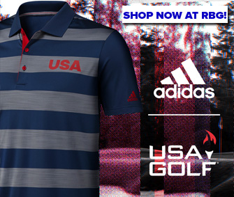 Adidas USA Golf Apparel!