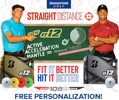 Bridgestone E12 Series Golf Balls Now Available At RBG!