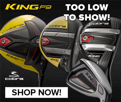 Cobra F9 Price Drops TO LOW TO SHOW! - Shop Now!