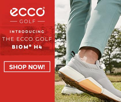 ECCO Golf! Introducing The Ecco Golf Biom H4! Shop Now!