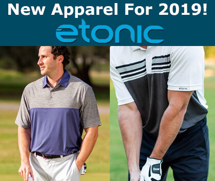 Shop NEW Etonic Apparel For 2019 At RBG!
