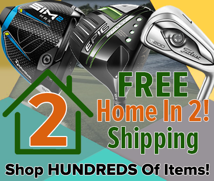 Get Your Gear FASTER w/ FREE Home In 2! Shipping Deals Available Now At RBG!