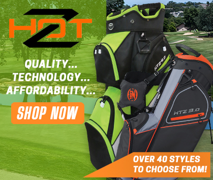 Hot-Z Golf Bags! Quality, Tecnology, Affordability! Shop Now!
