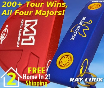 FREE Home In 2! Shipping On Select Ray Cook!