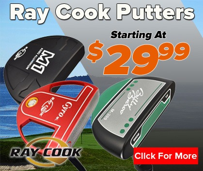Ray Cook Putters Starting At $29.99 - Shop Now!