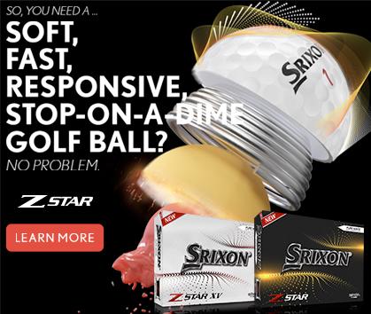 Srixon Z-Star Golf Balls! Soft, Fast, Responsive, Stop-On-A-Dime Golf Ball? No Problem! Shop Now