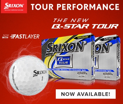 NEW PRODUCT ALERT: Srixon Q-Star Tour 3 Golf Balls Are HERE - Shop Now