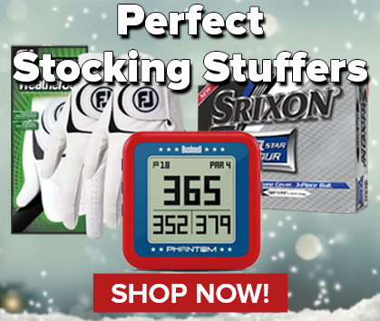 Find The Perfect Stocking Stuffer For Your Golfer - Shop Now!