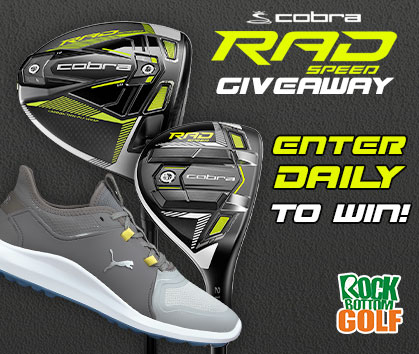 Cobra RAD Speed Giveaway! Enter Now To Win!