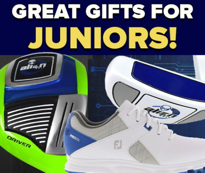 Juniors Golf Gift Guide! Shop NOW!